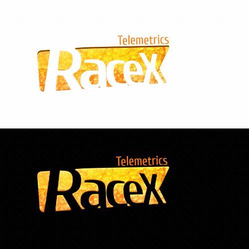 Логотип RaceX Telemetrics  - дизайнер Darrow3