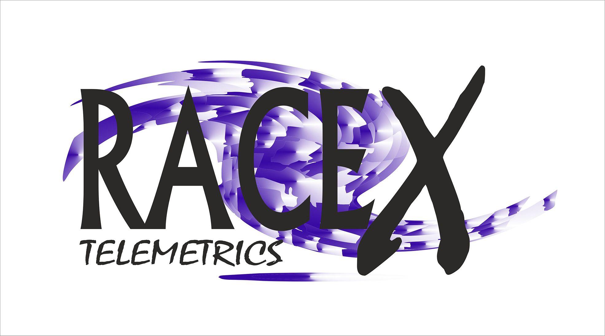 Логотип RaceX Telemetrics  - дизайнер Olga17