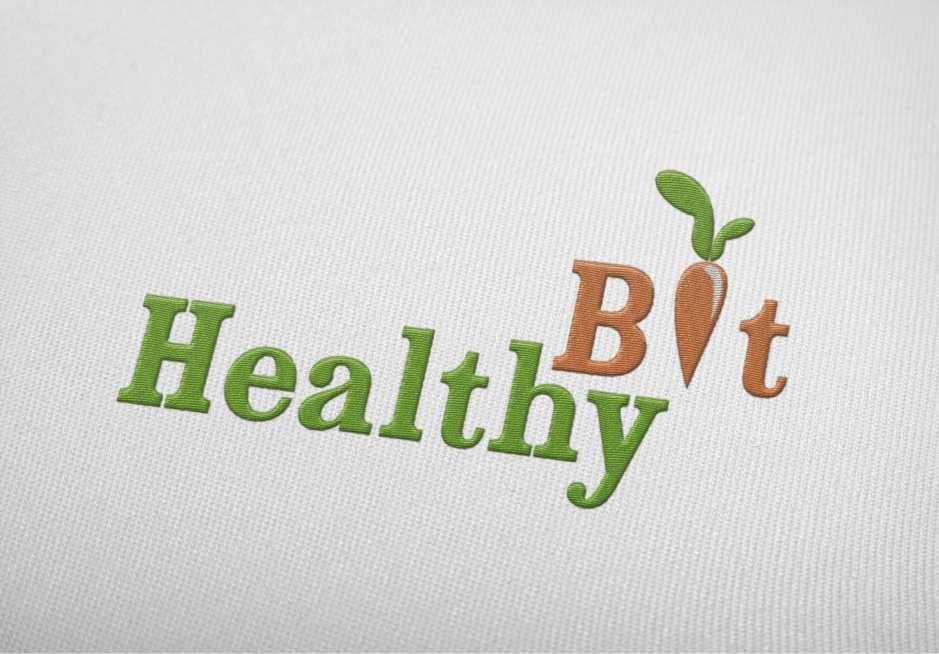 Healthy Bit или Healthy Beet - дизайнер banena