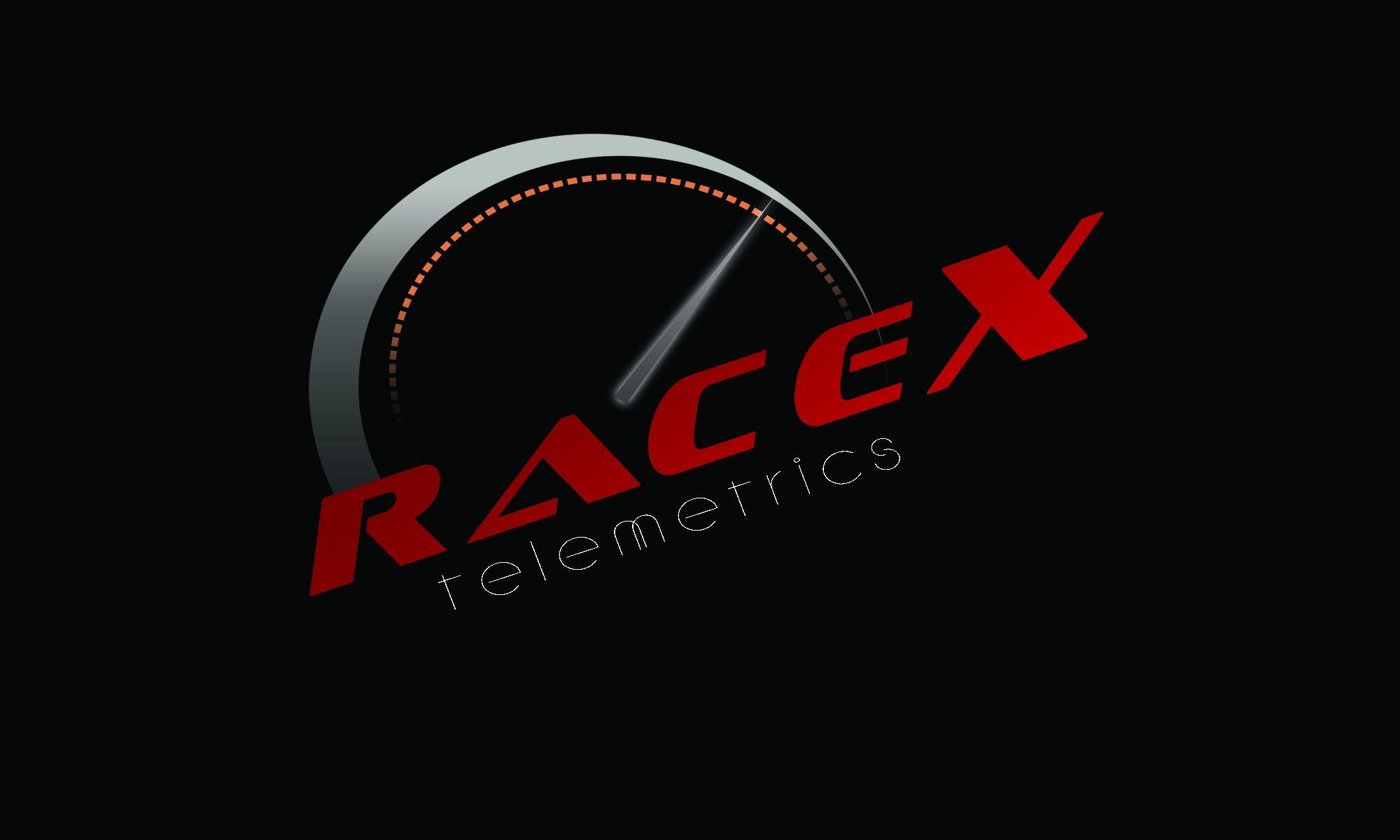 Логотип RaceX Telemetrics  - дизайнер PashaEnjoy