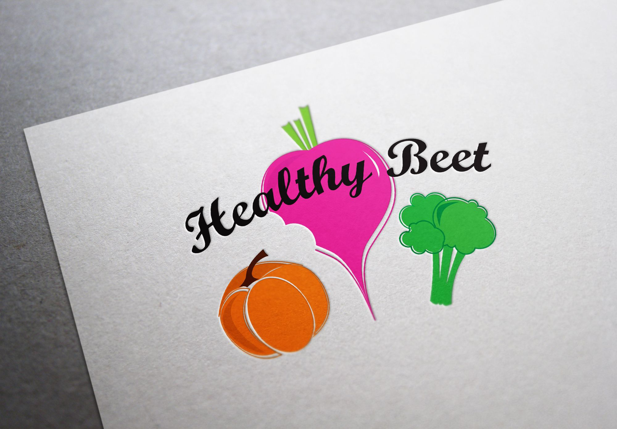 Healthy Bit или Healthy Beet - дизайнер Vladlena_A