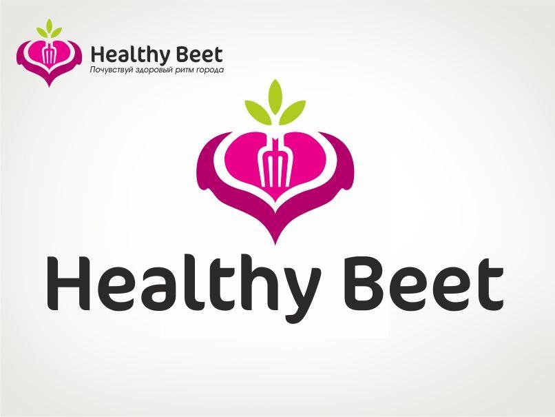 Healthy Bit или Healthy Beet - дизайнер Anton_Shohin