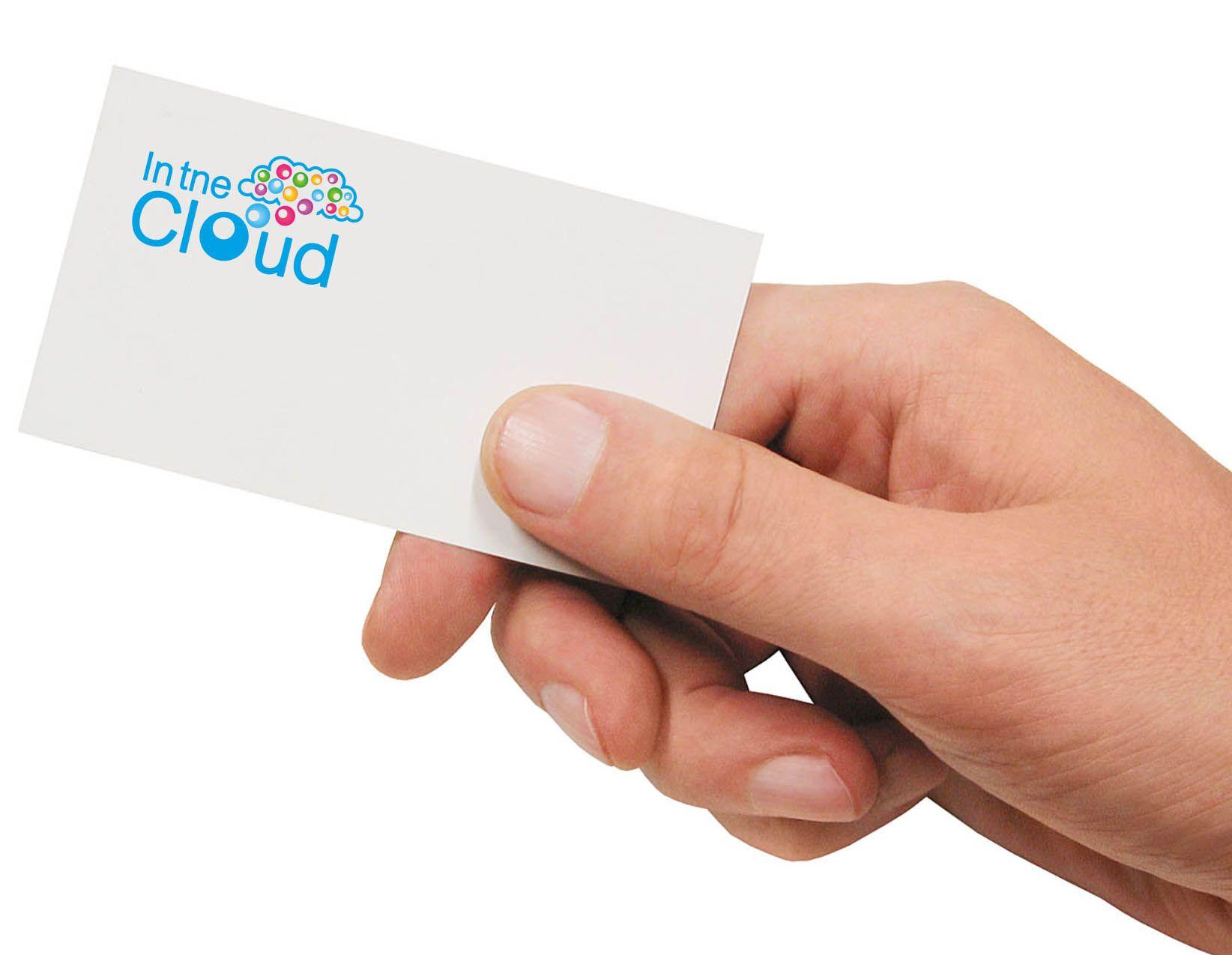 Логотип ИТ-компании InTheCloud - дизайнер LiXoOnshade