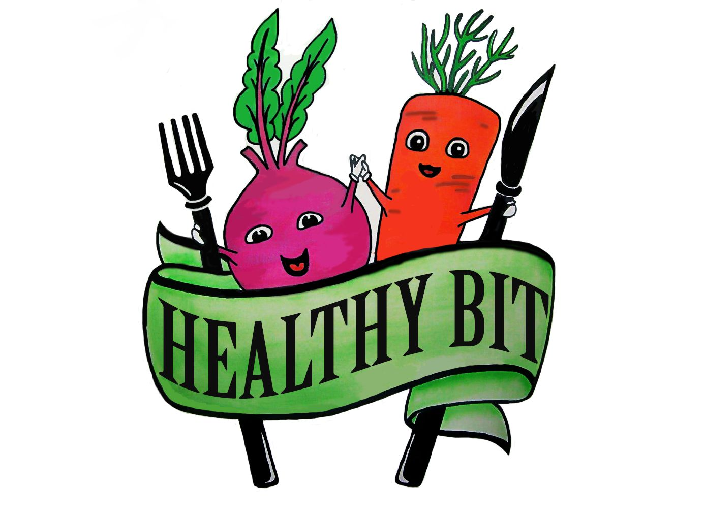 Healthy Bit или Healthy Beet - дизайнер KatrinAnzomi