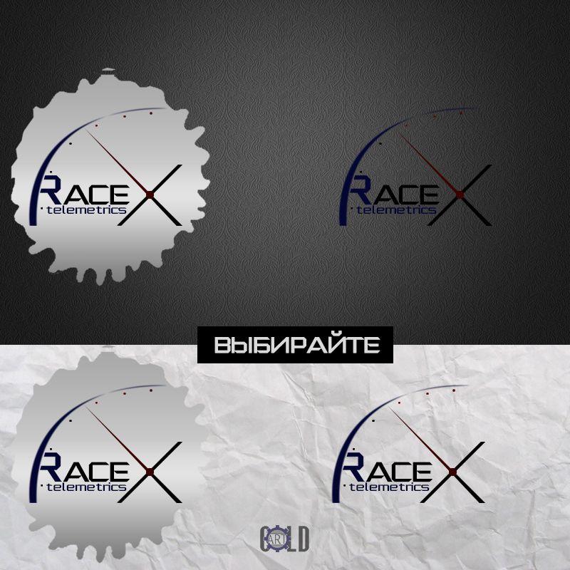 Логотип RaceX Telemetrics  - дизайнер arisss
