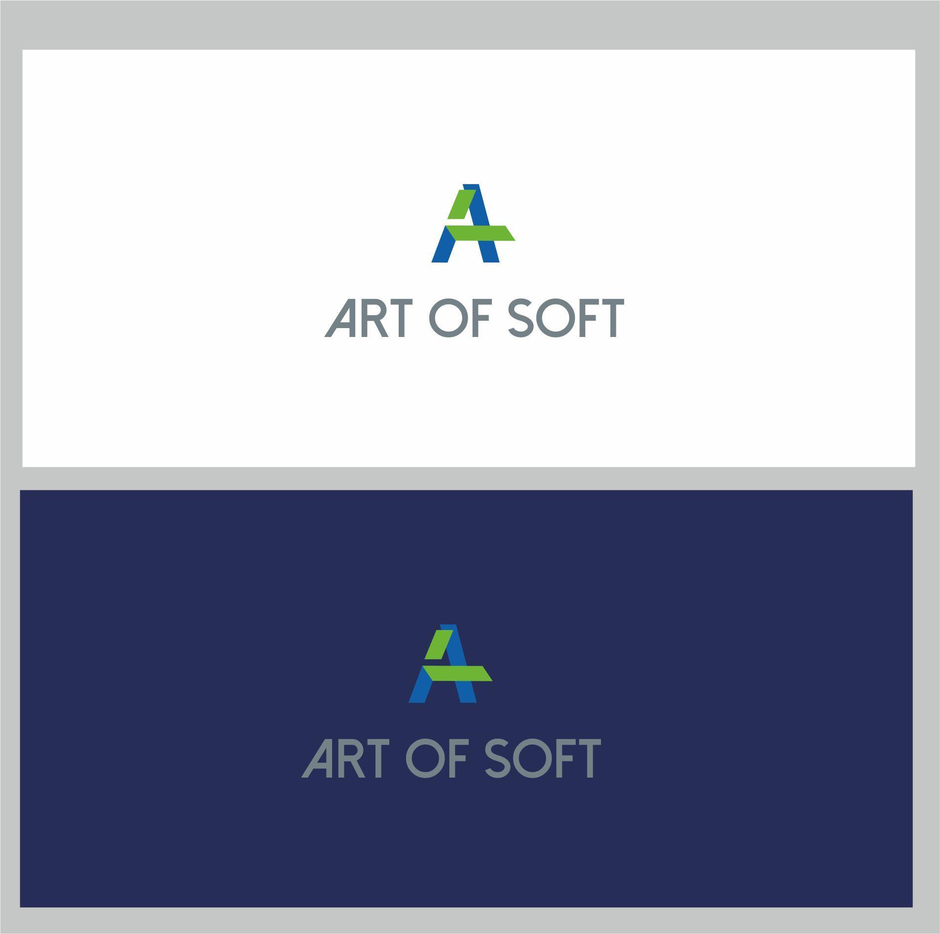 Логотип и фирменный стиль для разработчика ПО - дизайнер dbyjuhfl