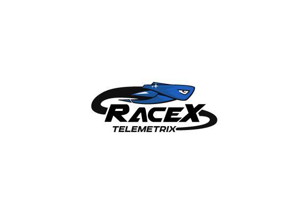 Логотип RaceX Telemetrics  - дизайнер Martins206