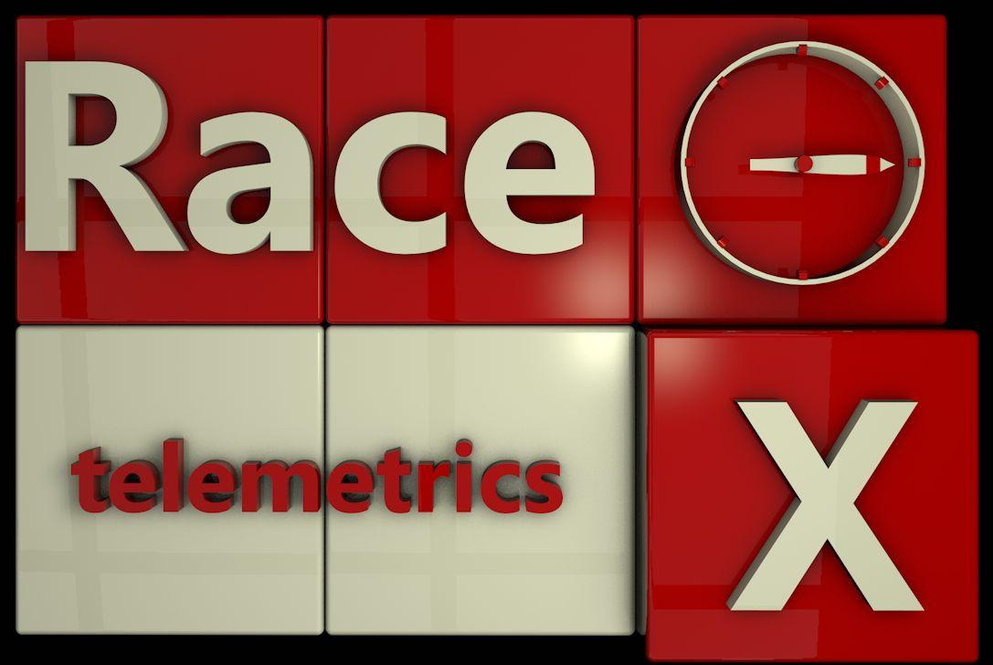 Логотип RaceX Telemetrics  - дизайнер mihasport007