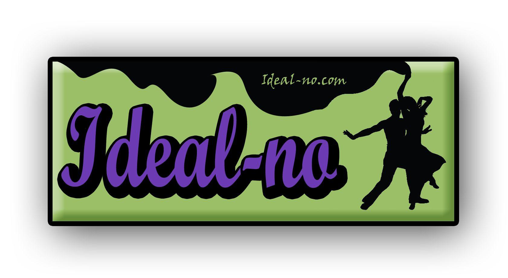 Логотип ideal-no.com - дизайнер Pani_Lita