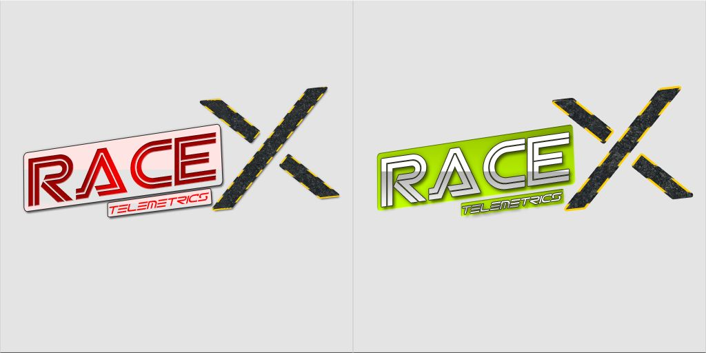 Логотип RaceX Telemetrics  - дизайнер SmarT07
