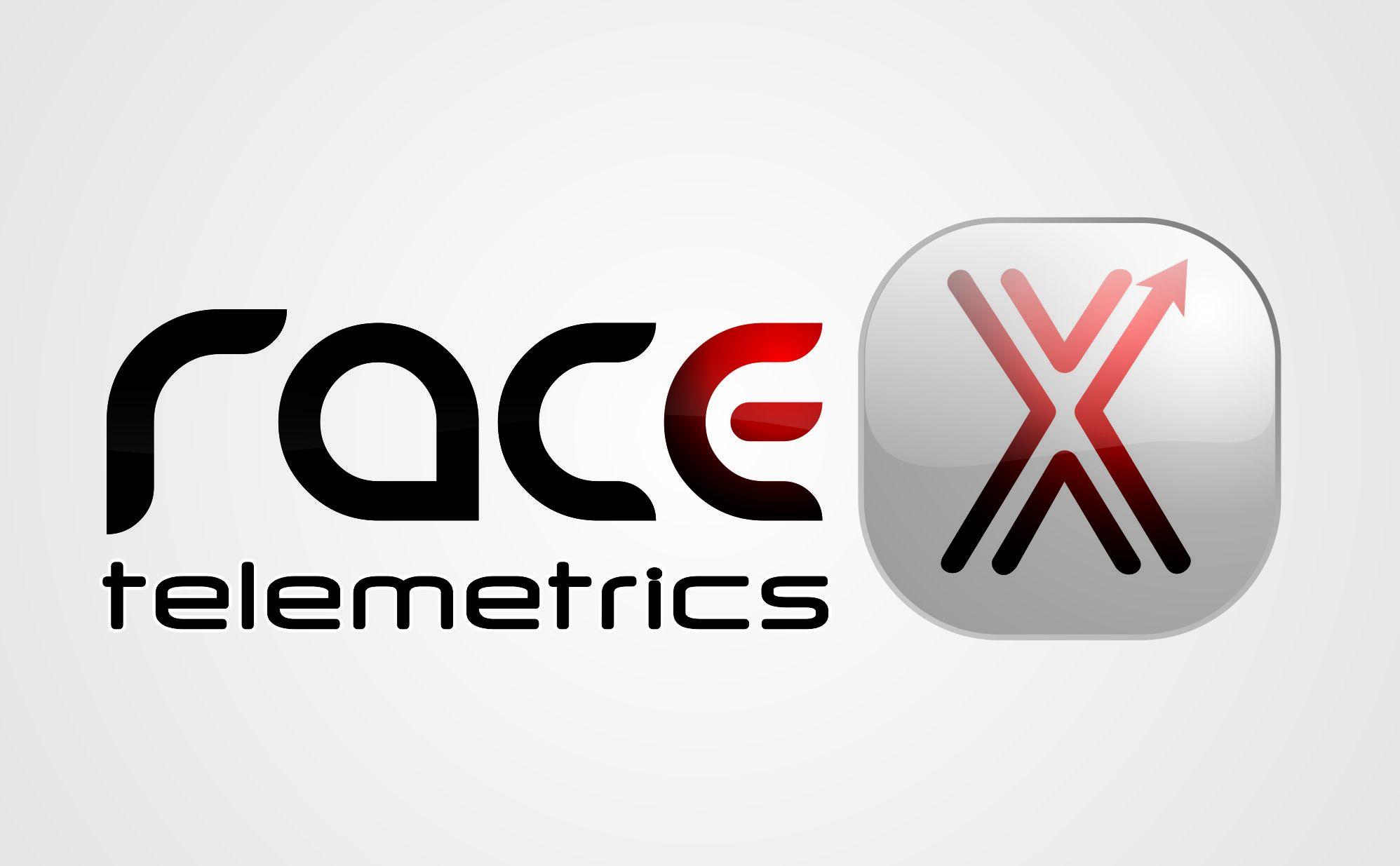 Логотип RaceX Telemetrics  - дизайнер DDesign2014