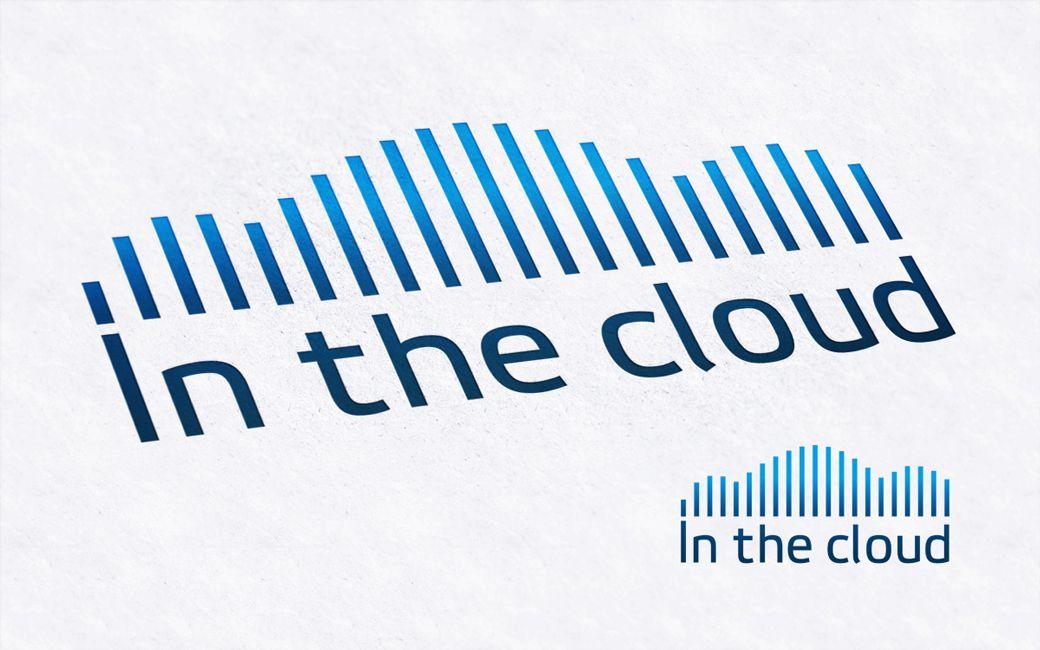 Логотип ИТ-компании InTheCloud - дизайнер Alexey_SNG