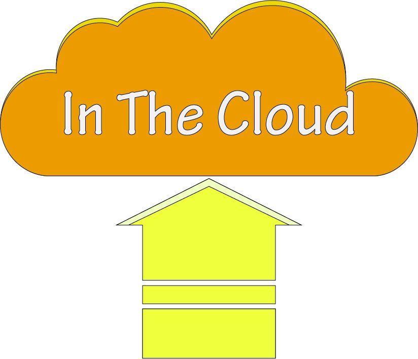 Логотип ИТ-компании InTheCloud - дизайнер FonDeRock