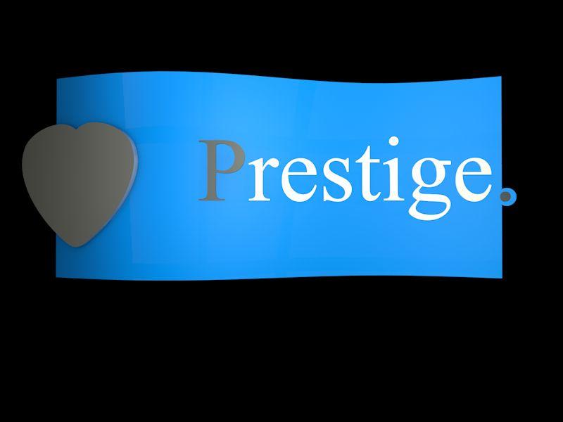 Логотип для свадебного агентства Prestige - дизайнер mihasport007