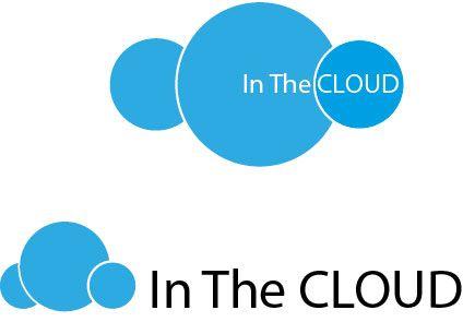 Логотип ИТ-компании InTheCloud - дизайнер ArtAbsurd