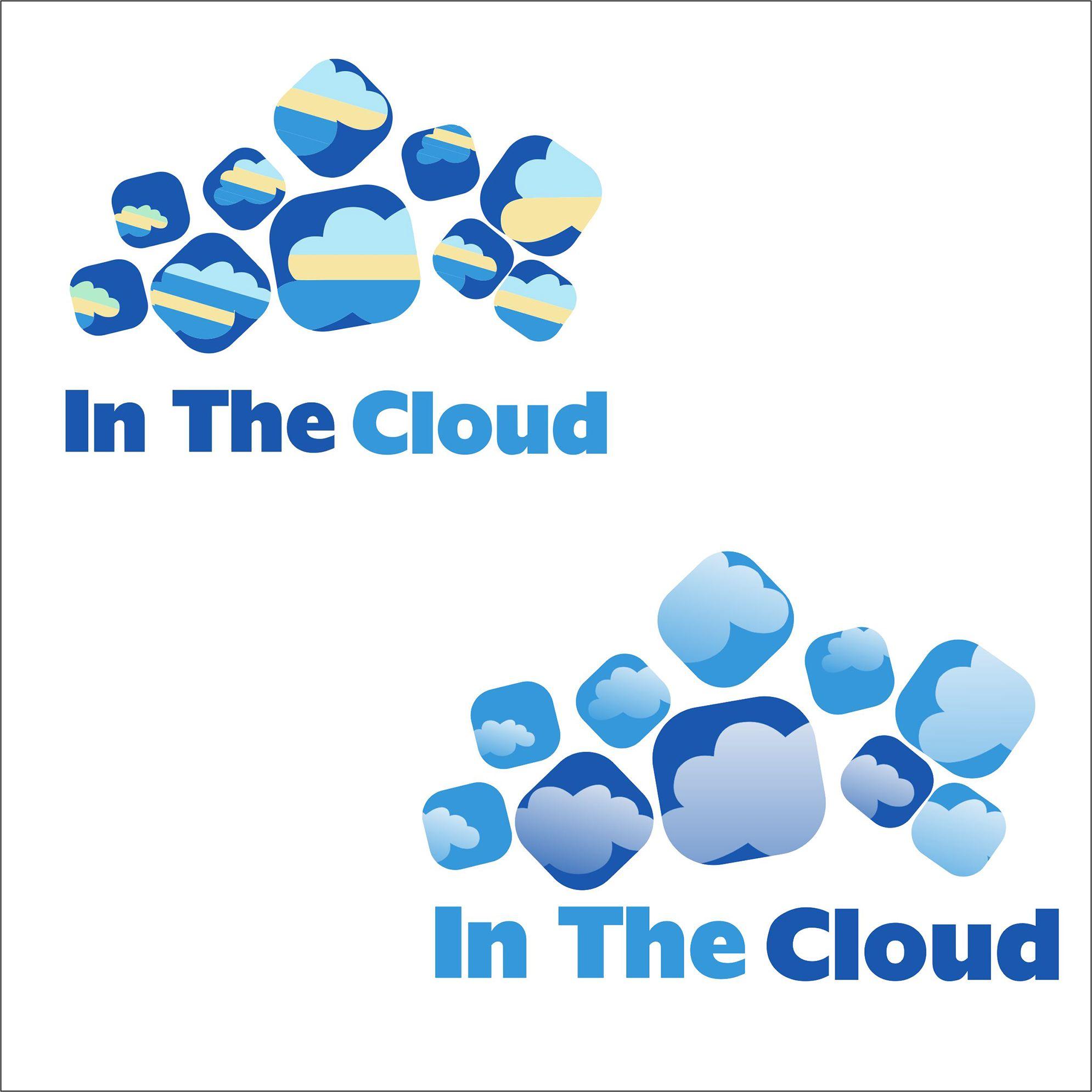 Логотип ИТ-компании InTheCloud - дизайнер AlexZab