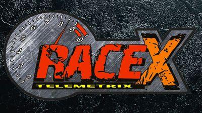 Логотип RaceX Telemetrics  - дизайнер Stichevskiy