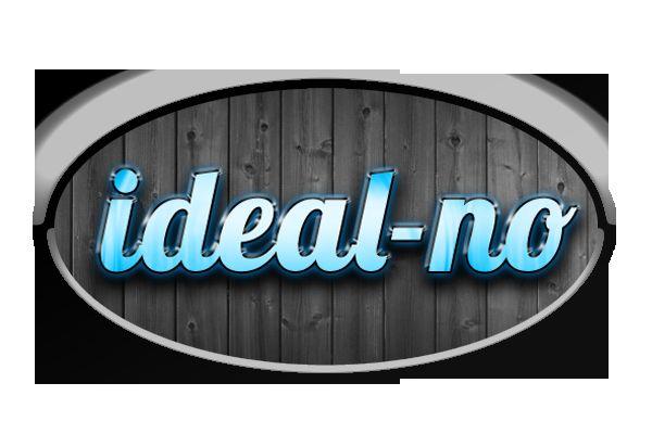 Логотип ideal-no.com - дизайнер aix23