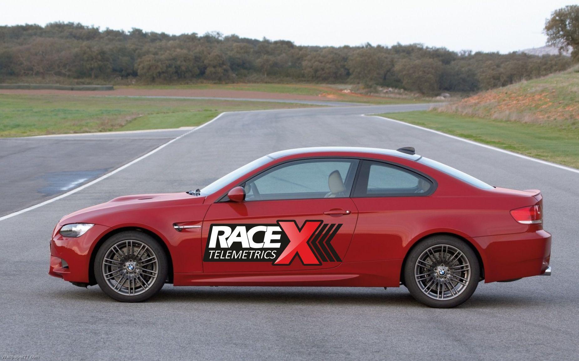 Логотип RaceX Telemetrics  - дизайнер Shekret