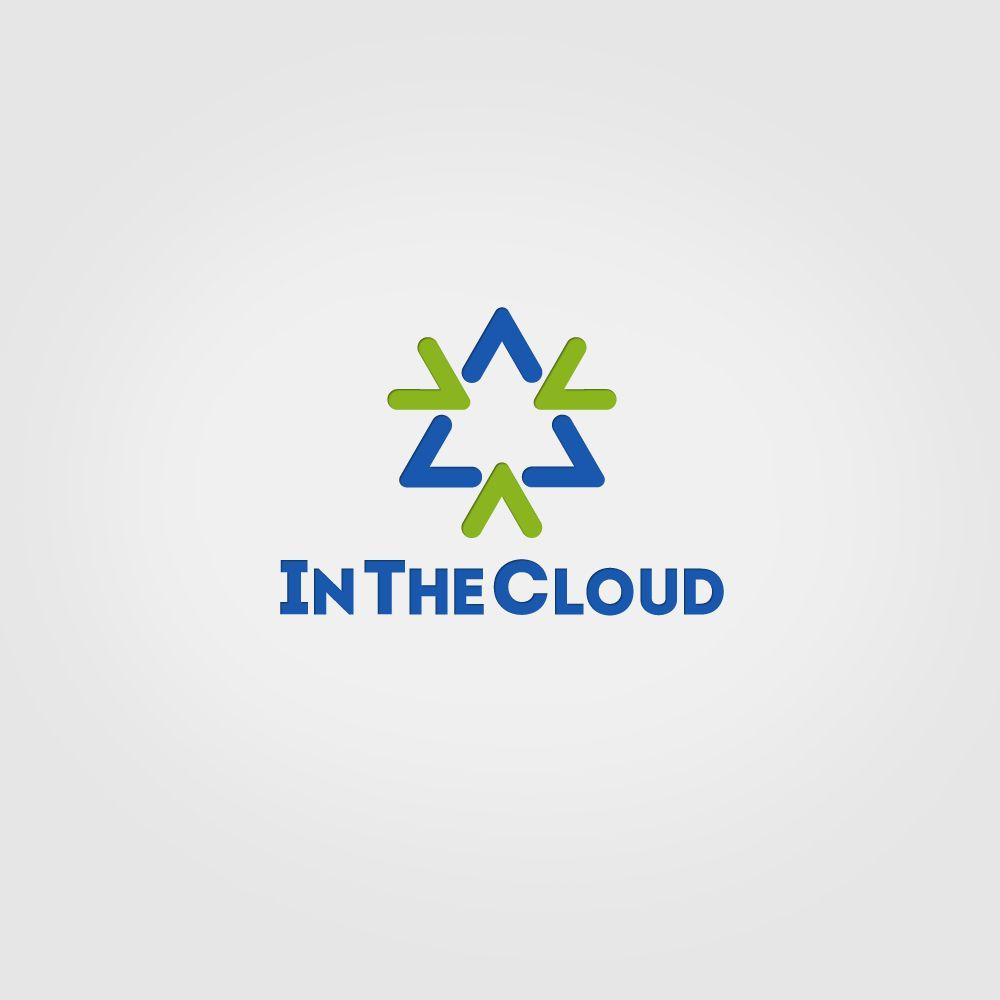 Логотип ИТ-компании InTheCloud - дизайнер mz777