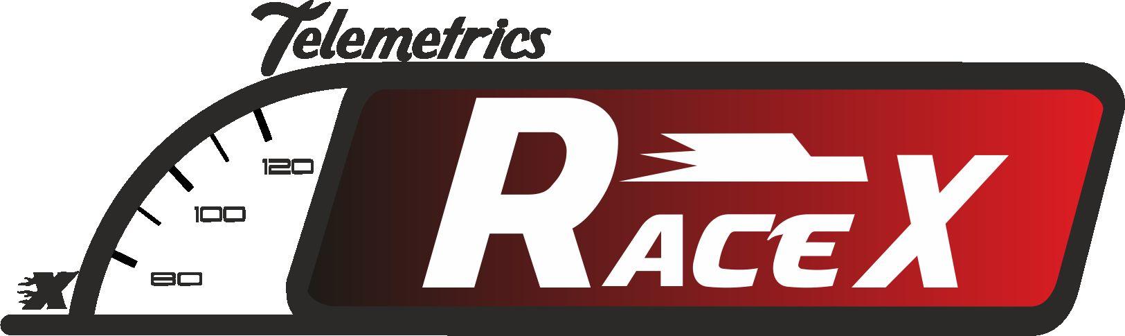 Логотип RaceX Telemetrics  - дизайнер Trumka