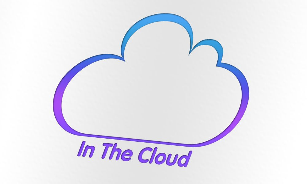 Логотип ИТ-компании InTheCloud - дизайнер MGorunuch