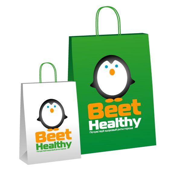 Healthy Bit или Healthy Beet - дизайнер zhutol