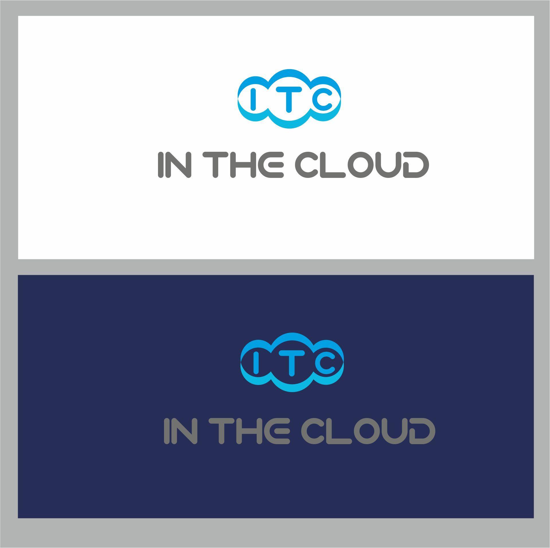 Логотип ИТ-компании InTheCloud - дизайнер dbyjuhfl