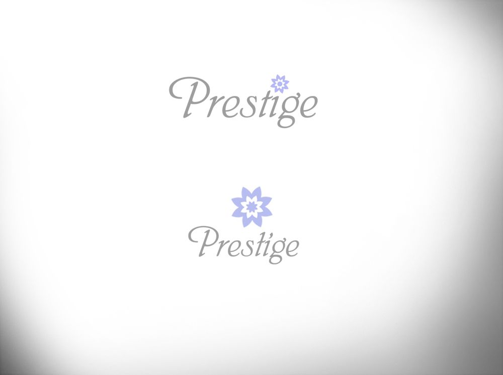 Логотип для свадебного агентства Prestige - дизайнер AlexanderMalook