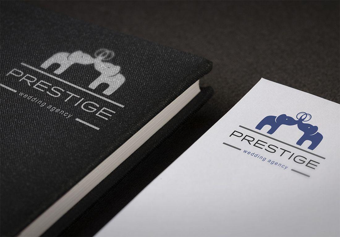 Логотип для свадебного агентства Prestige - дизайнер Lepata