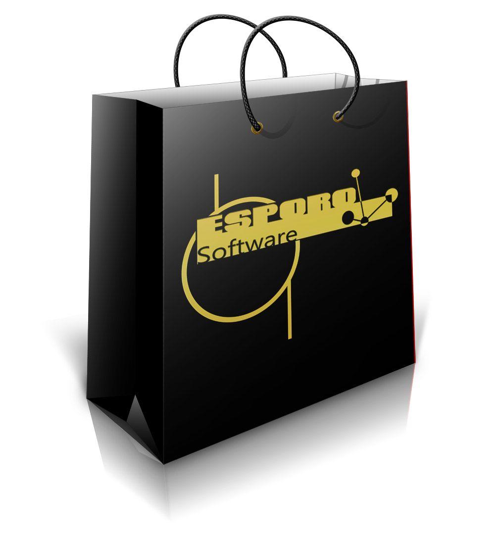 Логотип и фирменный стиль для ИТ-компании - дизайнер alex-blek