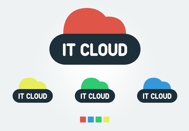 Логотип ИТ-компании InTheCloud - дизайнер task-pro