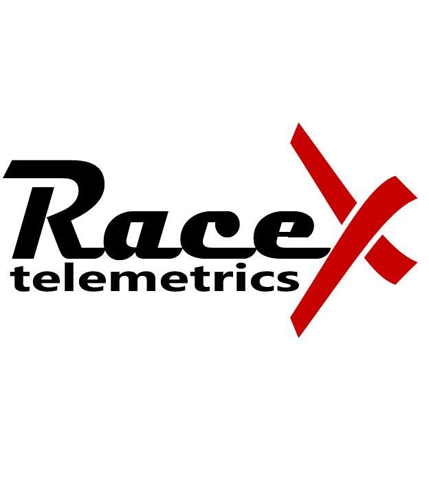 Логотип RaceX Telemetrics  - дизайнер velo