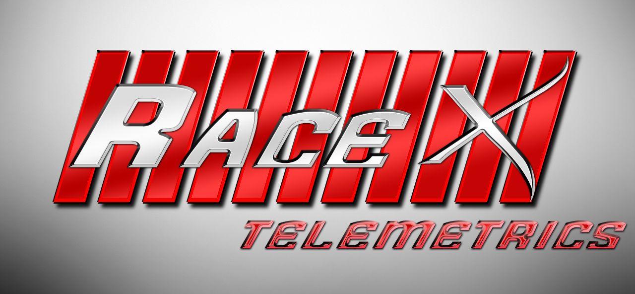 Логотип RaceX Telemetrics  - дизайнер nastena_gaiduk