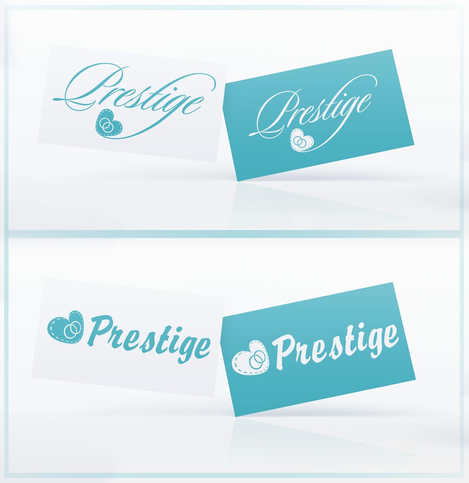 Логотип для свадебного агентства Prestige - дизайнер LLight