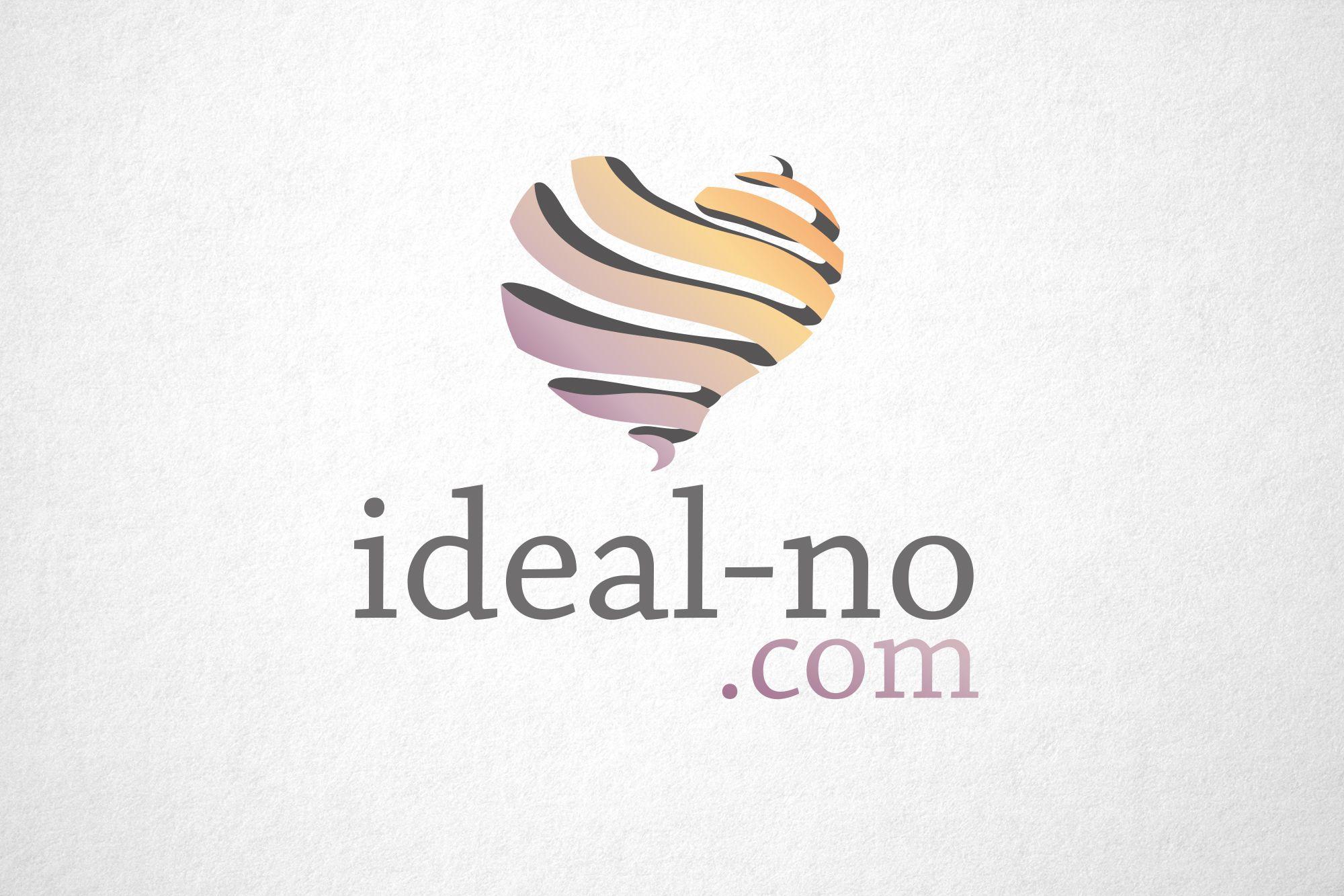 Логотип ideal-no.com - дизайнер funkielevis