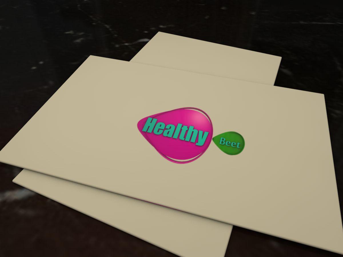 Healthy Bit или Healthy Beet - дизайнер mihasport007
