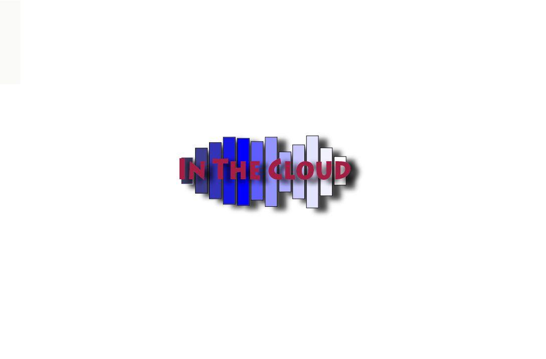 Логотип ИТ-компании InTheCloud - дизайнер velo