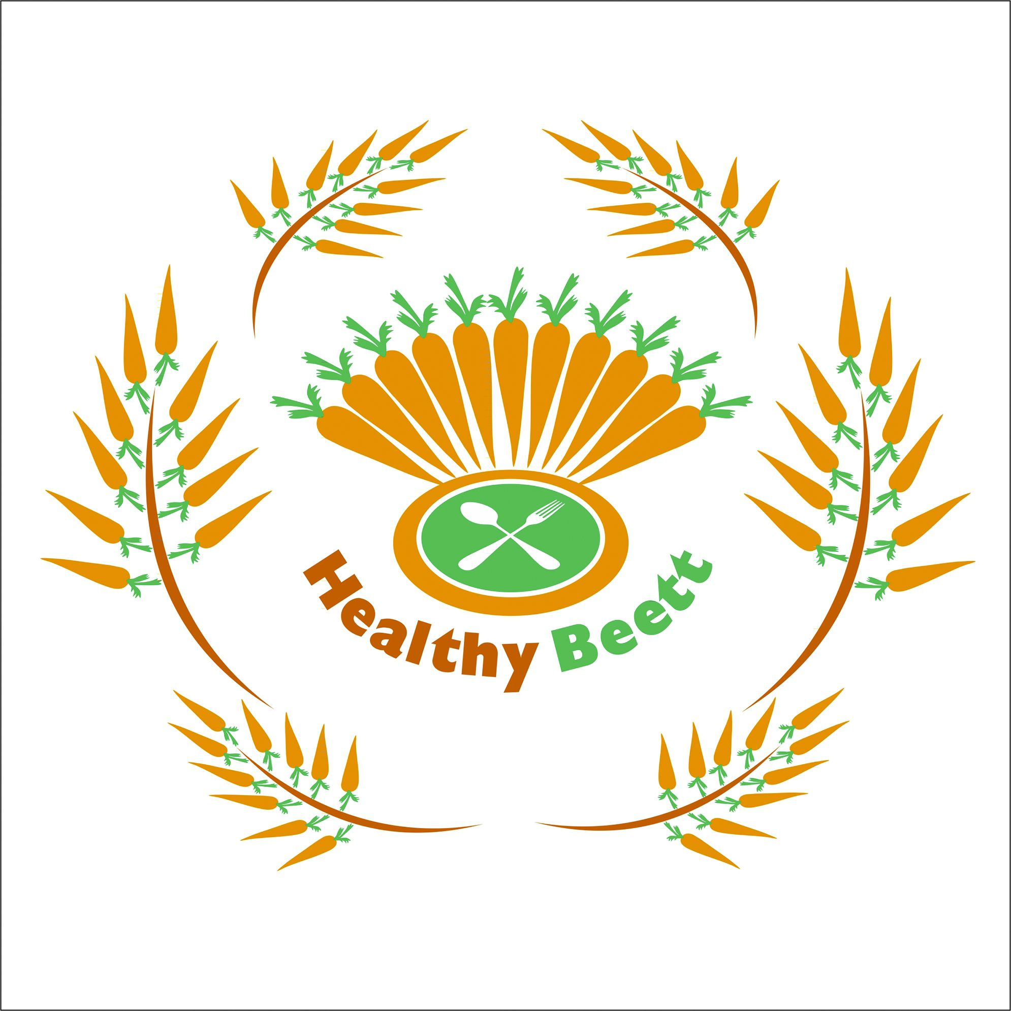 Healthy Bit или Healthy Beet - дизайнер AlexZab