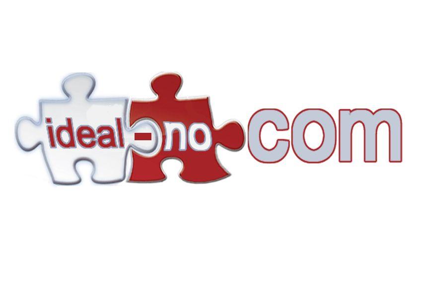 Логотип ideal-no.com - дизайнер ZazArt