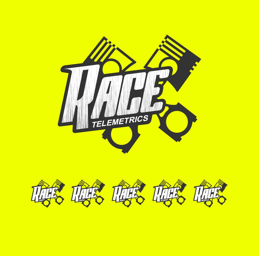 Логотип RaceX Telemetrics  - дизайнер slavikx3m