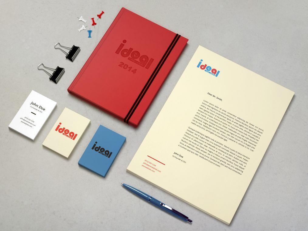 Логотип ideal-no.com - дизайнер 53247ira