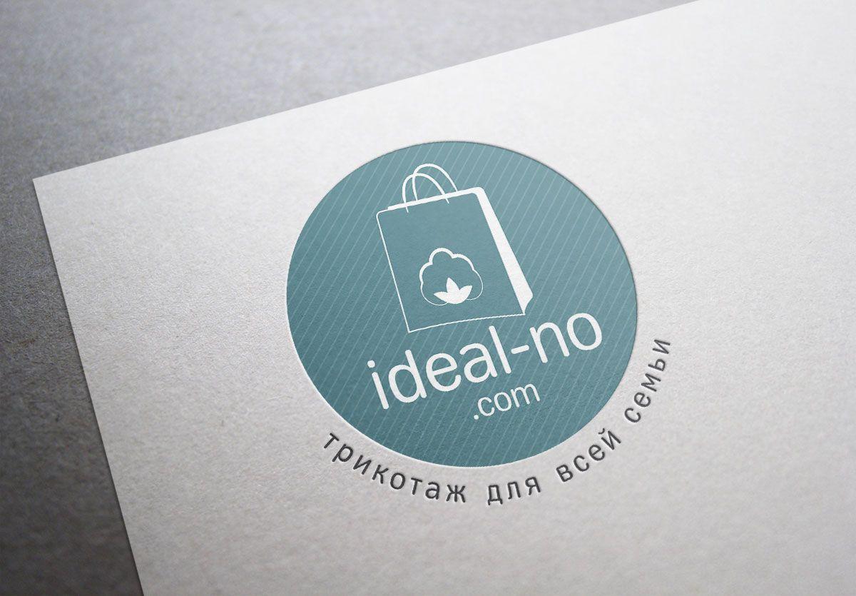 Логотип ideal-no.com - дизайнер vook23