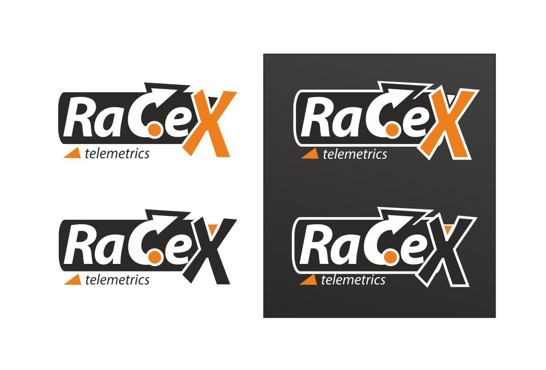 Логотип RaceX Telemetrics  - дизайнер russel_slane