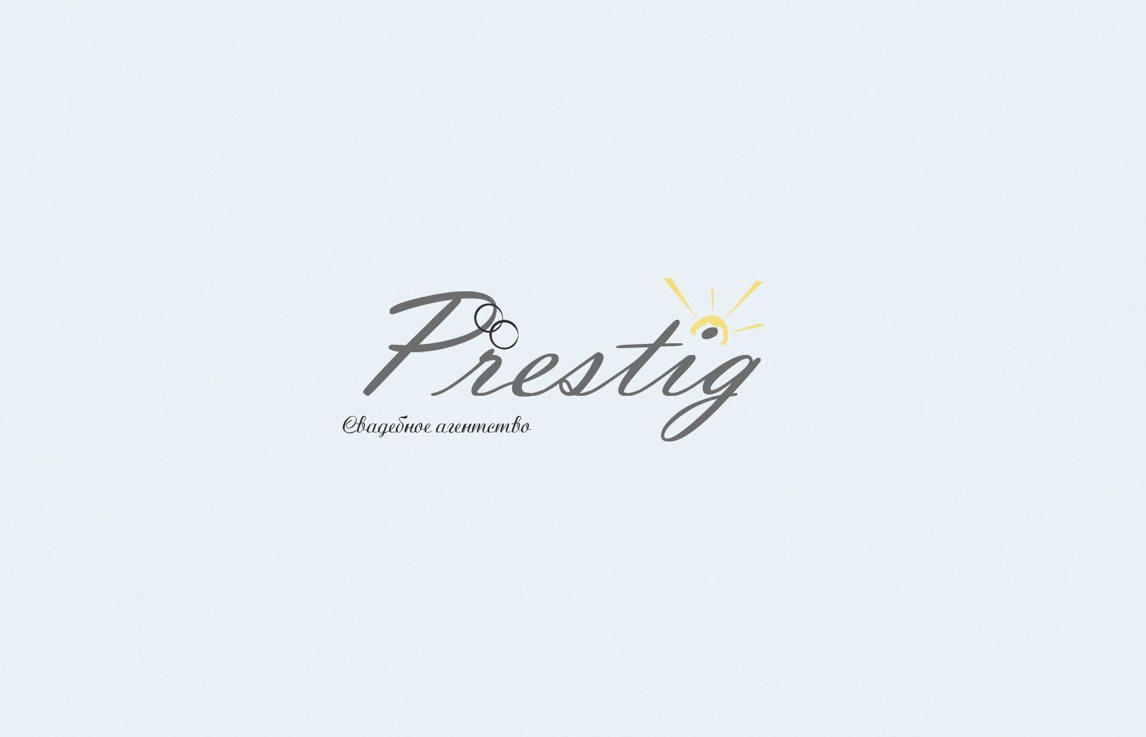 Логотип для свадебного агентства Prestige - дизайнер natavishes