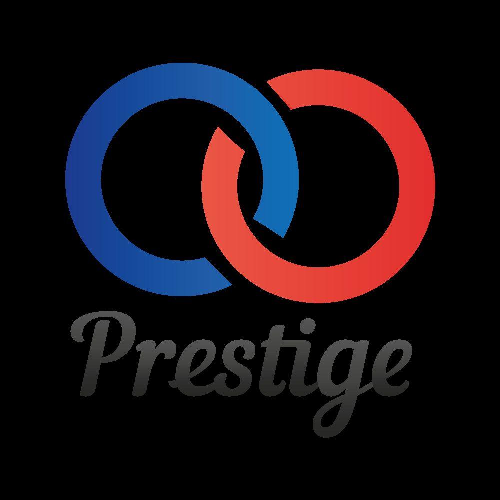 Логотип для свадебного агентства Prestige - дизайнер ArcticWeb