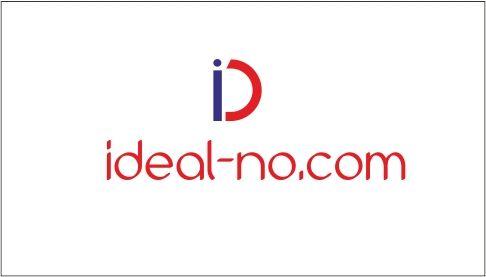 Логотип ideal-no.com - дизайнер oksana123456
