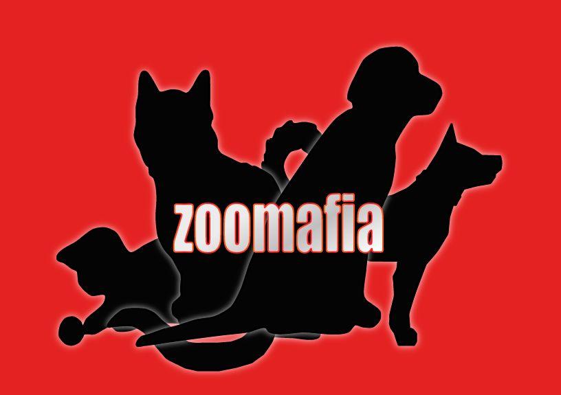 Логотип для интернет магазина зоотоваров - дизайнер Slimmcheg