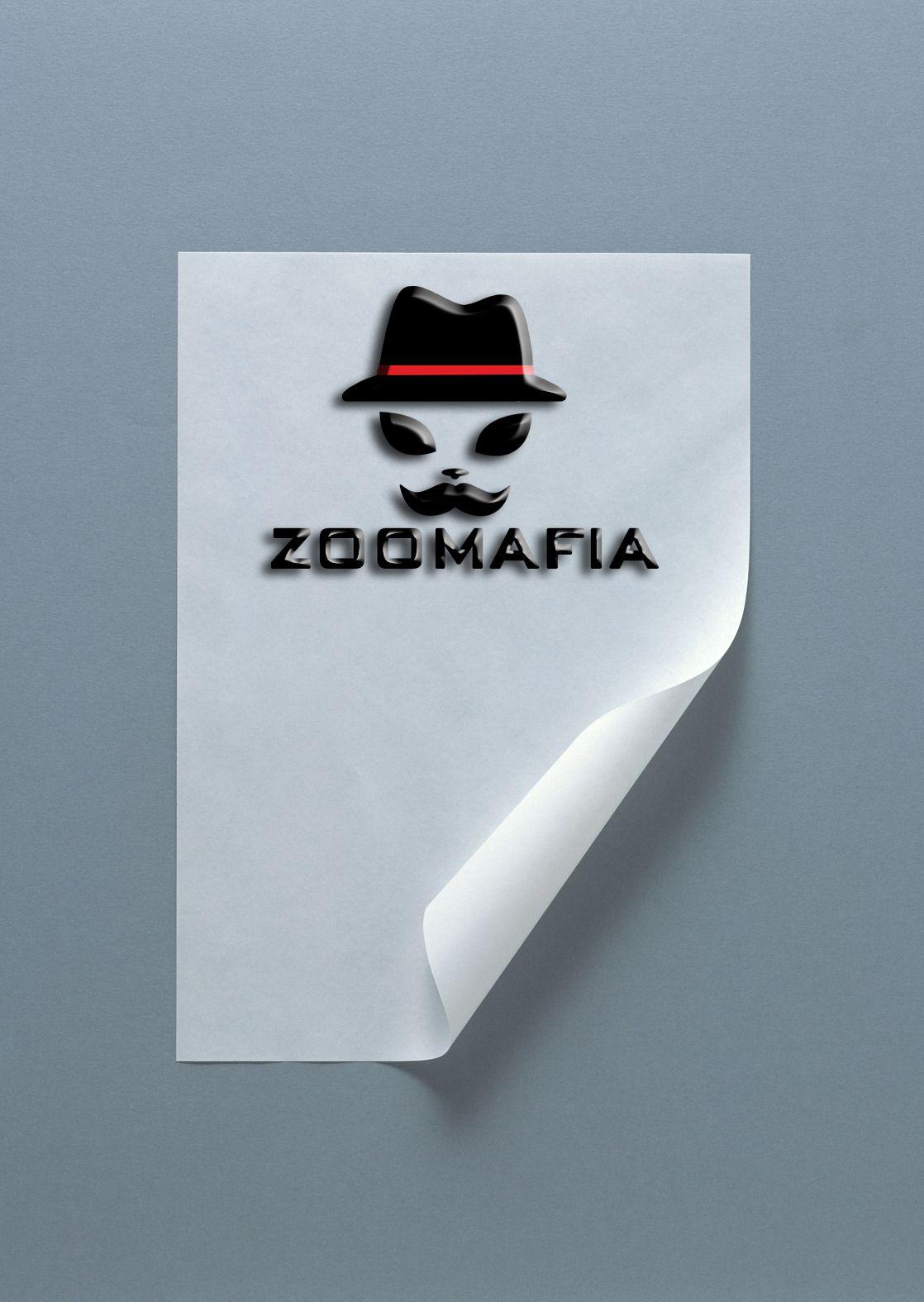 Логотип для интернет магазина зоотоваров - дизайнер khanman
