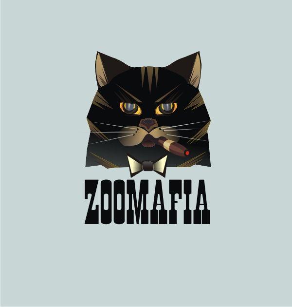 Логотип для интернет магазина зоотоваров - дизайнер pashashama